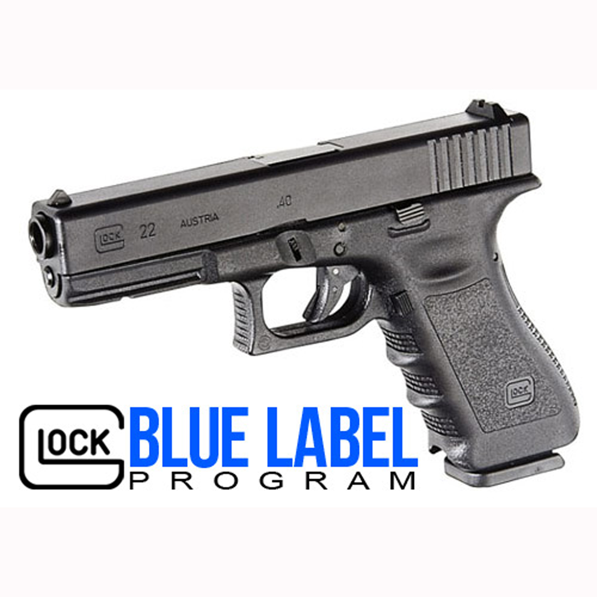 Glock Blue Lable