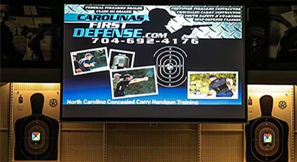 concealed carry class nc near me
