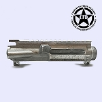 AR15 Stripped Upper Receiver - Uncoated