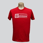CFD-15 Logo Soft T - Red