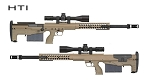 Desert Tech HTI - Hard Target Interdiction Rifle
