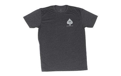 Spike S Tshirt Spades Charcoal Sm