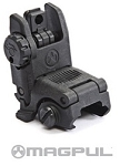 Magpul MBUS Gen 2 REAR Back Up Iron Sight - BLACK