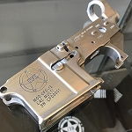 AR15 Stripped Lower Receiver - Uncoated