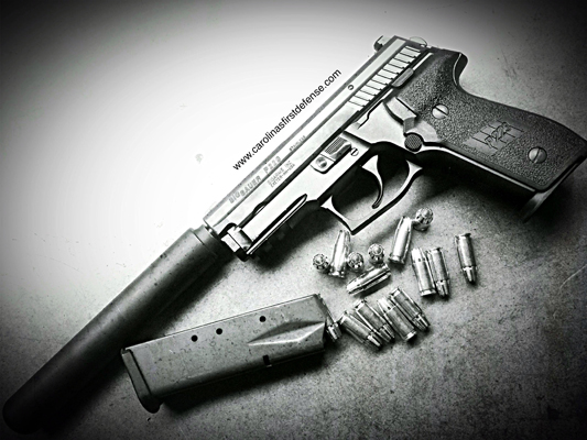 House Bill 562 and changes to North Carolina Gun Laws