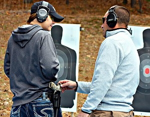 "North Carolina Concealed Carry Handgun Class ""NC CCW"""