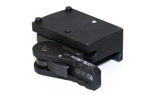Am Def Ad-recon Scope Mnt 30mm Black