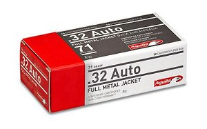 Aguila 32acp 71 Grain Weight Fmj 50/1000