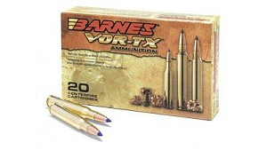 Barnes Vor-tx 22-250 50 Grain Weight Tsx 20/200