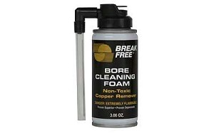 Bf Bore Cleaning Foam 3oz 12/ctn