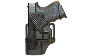 Bh Serpa Cqc Bl/pdl Cf For G26 Lh Black