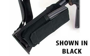 Bh Buttstk Mag Pch M4 Collapsible Black