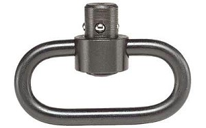 Caa Qd Push Button Sling Swivel Black