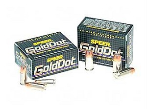 Spr Gold Dot 357mag 158 Grain Weight Hp 20/500