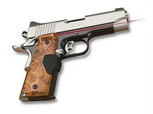 Ctc Lasergrip 1911 Gvt/cmd Wd