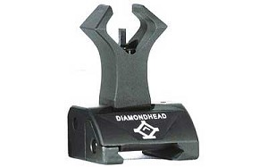 Dmdhd Diamond Front Sight Black
