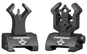 Dmdhd Diamond Iss Sight Set Black