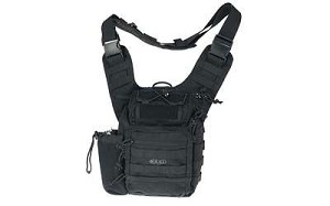 Drago Gear Ambidextrous Pack Black