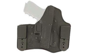 Desantis Intruder S&w M&p 9/40 Rh Black