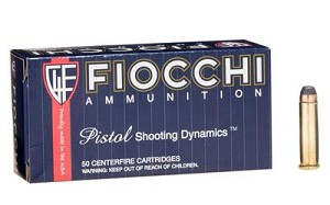 Fiocchi 357mag 158 Grain Weight Cmjfp 50/1000