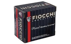 Fiocchi 38spl 125 Grain Weight Xtp 25/500