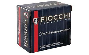 Fiocchi 44mag 240 Grain Weight Xtp 25/500