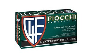 Fiocchi 7mm-08rem 139 Grain Weight Sst 20/200