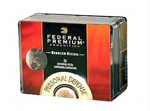 Fed Pd Hydra-shk 380acp 90 Grain Weight 20/200