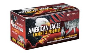 Fed Am Eagle V&p 243win 75 Grain Weight 40/200