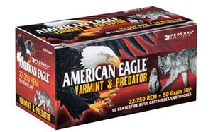 Fed Am Eagle V&p 308win 130 Grain Weight 40/200