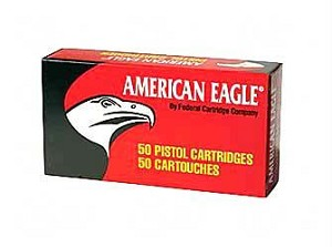 Fed Am Eagle 9mm 124 Grain Weight Fmj 50/1000
