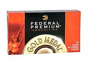 Fed Gold Mdl 223rem 77 Grain Weight Bthp 20/200