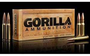 Gorilla 308win 175 Grain Weight Sierra 20/200