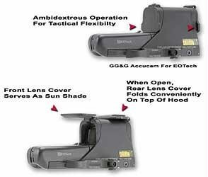 Gg&g Eotech Lens Cover For 512/552