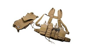 Haley Heavy Chest Rig Coyote