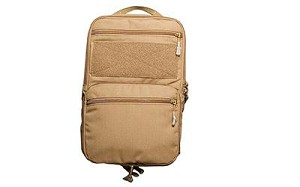 Haley Flatpack Coyote W/straps