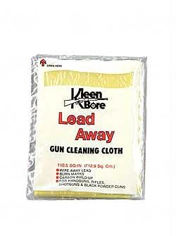 Kleen Br Lead Away Gun Cloth 10pk