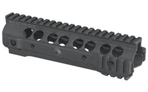 "Kac Urx Iii 8"" Rail Black"