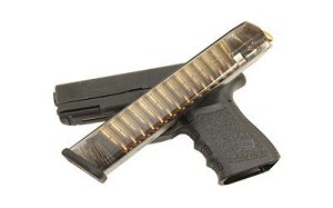 Ets Mag For Glk 18 9mm 31rd Clear