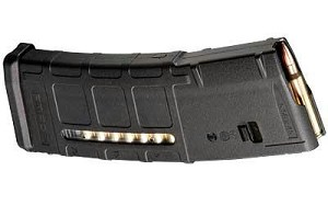Magpul Pmag Moe 5.56 Window 30rd Black
