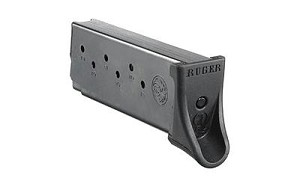 Mag Ruger Lc9 9mm 7rd Bl W/ext