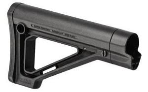 Magpul Moe Fixed Stk Comm Black