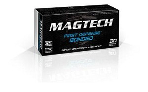 Magtech 9mm 124 Grain Weight Bond Jhp 50/1000