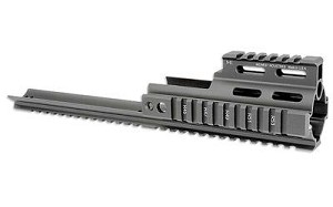 Midwest Scar Rail Extension Black