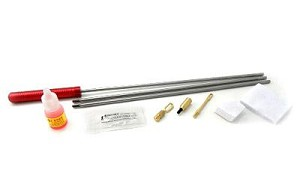 "Pro-shot Clng Kit 36"" Rod 3pc 22cal+"