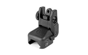 Ruger Rapid Deploy Rear Sight Black