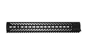 "Seekins Mcsr V2 Keymod Rail 15"" Black"