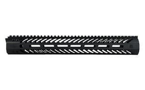 "Seekins Mcsr Mlok Rail 15"" Black"