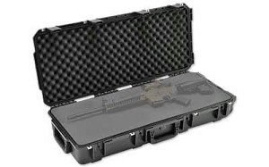 Skb I-series M4 Short Case Black 36""