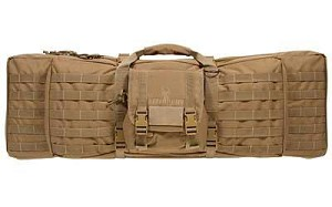 "Sl Dual Rifle Case 36"" Fde Brown"